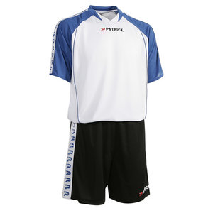 Madrid Soccer Suit Short Sleeve