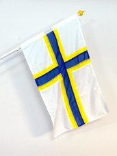 Sverigefinska Flagga