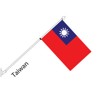 Nationssett Taiwan