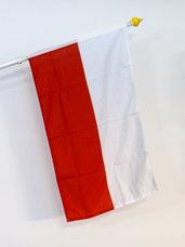 Polen Flagga