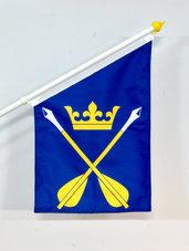 Dalarna landskapsflagga