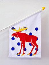 Gästrikland landskapsflagga