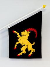 Hälsingland landskapsflagga