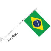 Nationssett Brasilien