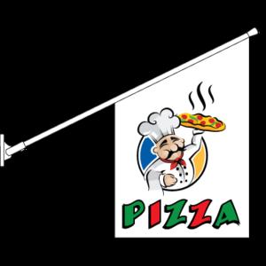 Pizza Flagga