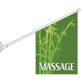 Massage Flagga