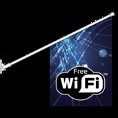 Wifi Flagga