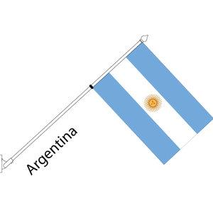 Nationssett Argentina
