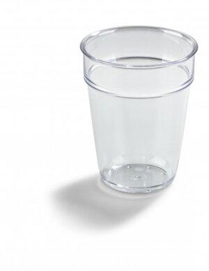 Glas Allglas 35 cl Plast