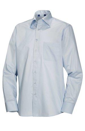 No P Bomullsskjorta kort ärm