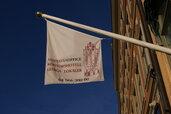 Fasadflagga 300x180cm