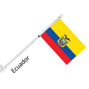 Nationssett Ecuador