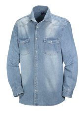 Jeans skjorta