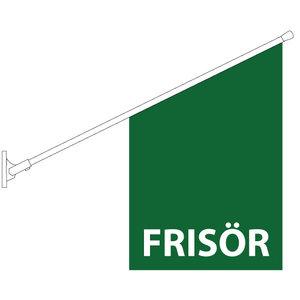 Frisör flagga