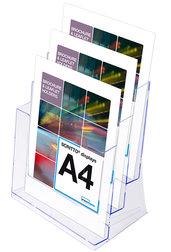 Akrylställ, 3xA4