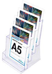 Akrylställ, 4xA5