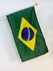 Brasilien Flagga