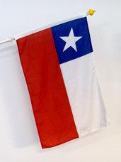 Chile Flagga