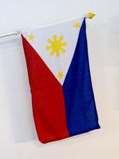 Filipinerna Flagga