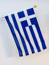 Grekland Flagga