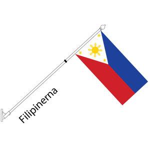 Nationssett Filipinerna