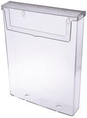 Akryl Broschyrhållare för utomhusbruk, A4