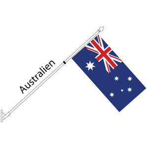 Nationssett Australien