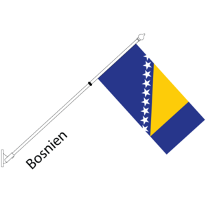 Nationssett Bosnien