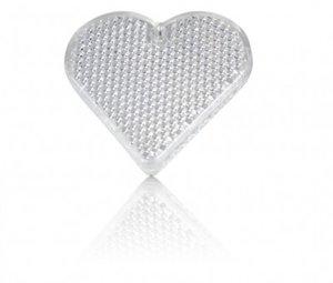 Reflexbricka Hjärta