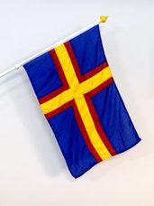 Hälsinglands regionsflagga