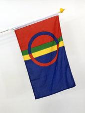 Samiska regionsflagga