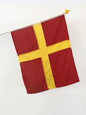 Skåne regionsflagga