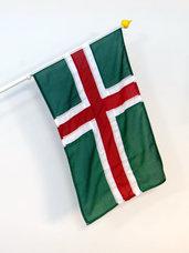 Småland regionsflagga