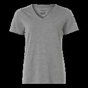 Scarlet Gots  v-ringad T-shirt