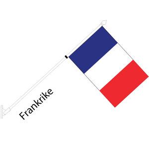 Nationssett Frankrike