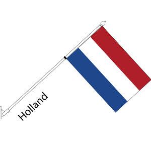 Nationssett Holland