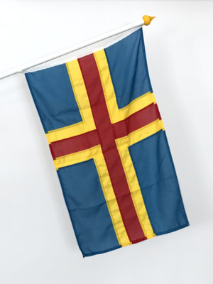 Nationssett Åland