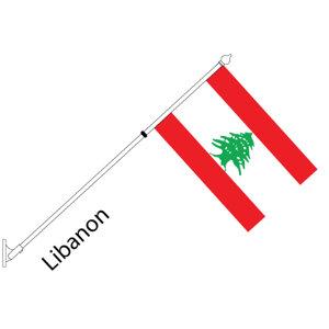 Nationssett Libanon