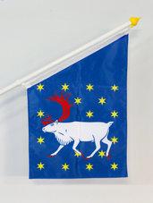 Västerbotten landskapsflagga