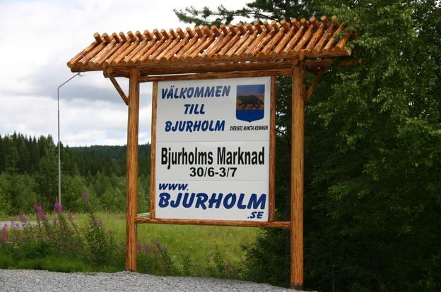 Välkomna till Bjurholm Sveriges minsta kommun